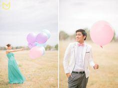 Fly Love | Philippine Weddings