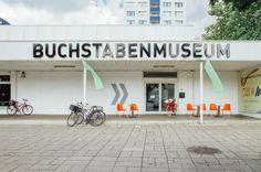 Buchstabenmuseum   Spots Berlin, Stilnomaden