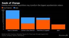 Bayer: offerti 62 miliardi, ma gli investitori rimangono scettici - Materie Prime - Commoditiestrading