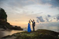 Bali Pre Wedding at Tegal Wangi Beach by Hery Portrait