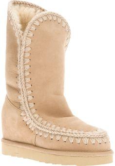 Mou 'Eskimo' boot sur shopstyle.fr