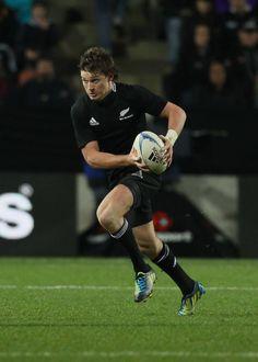 Barrett New Zealand All Blacks Rugby