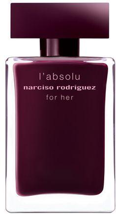 nice Narciso Rodriguez 'For Her L'Absolu' Eau de Parfum Narciso Rodriguez For Her, L'artisan Parfumeur, Francis Kurkdjian, The Beauty Department, Nordstrom, Best Perfume, Sprays, Beauty Nails, Deodorant