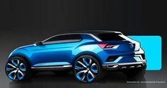 #Volkswagen presentará el T-ROC en #Ginebra ... #AutoBildMexico http://autobild.com.mx/especial/vw-troc-ginebra/