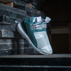 e810ea643c9 Y-3 Qasa High Crystal White  Vapour Steel  Core Black Nike Men