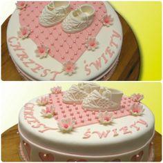 #tort na #chrzciny