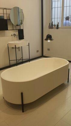 A relaxing Bath #iSaloni #SaloneUfficio #WorkPlace #SaloneSatellite #EuroLuce #design #designers #exhibition #backstage #architettura #architecture #furniture #milano #lombardy #italy #eccellenzeitaliane #milanodesignweek #MDW15 #FuoriSalone2015 #InterniDeAllegri