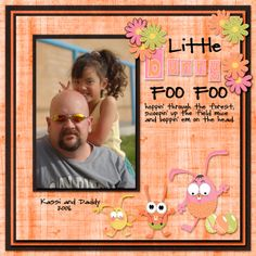 Kassi making bunny ears with her daddy:)   Credits: Easter Egg Zone, Designs by Laura Burger: https://www.pickleberrypop.com/shop/product.php?productid=32169&cat=0&page=1