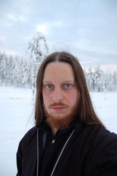 Fenriz ❤️ #GylveNagell #darkthrone #norwegian #blackmetal