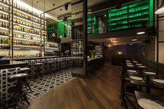Greece Bar  http://restaurantandbardesignawards.com/2014/entries/block-146-restaurant-bar