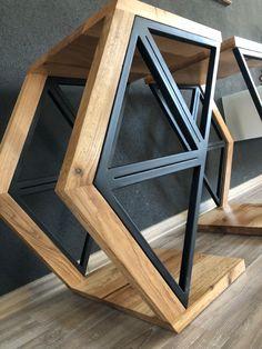 Welded Furniture, Loft Furniture, Diy Garden Furniture, Iron Furniture, Simple Furniture, Diy Furniture Projects, Steel Furniture, Plywood Furniture, Furniture Design