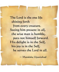 God/Self the true source of joy Hindu Quotes, Gita Quotes, Spiritual Awakening Quotes, Congratulations To You, Self Realization, Soul Searching, Praise The Lords, Mindfulness Meditation, Beautiful Words