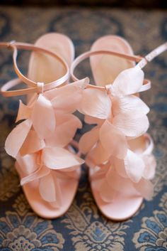 Peach high heels  Gloria&39s quinceanera  Pinterest  Peaches