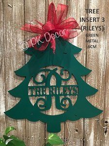 Metal Plasma Cut Quot Merry Christmas Quot Sign With Santa Hat