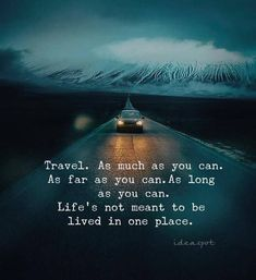 Positive Quotes :    QUOTATION – Image :    Quotes Of the day  – Description  Travel as much as you can..  Sharing is Power  – Don't forget to share this quote !    https://hallofquotes.com/2018/03/17/positive-quotes-travel-as-much-as-you-can/