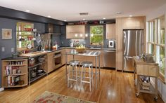 Quick Change: 3 Tips For A Speedy Kitchen Remodel!