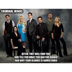 Instagram photo by @criminalmindspics (!) | Statigram