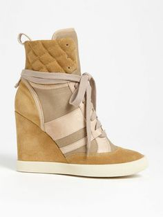 Jimmy Choo Panama Wedge Sneaker - Wedge Sneakers - Cosmopolitan