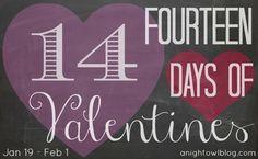 {14 Days of Valentines}