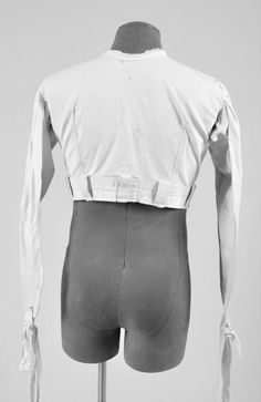 Straitjacket, Archetypes, Fashion Art, Medical, Halloween, Blouse, Long Sleeve, Sleeves, Tops