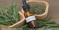 How to Use Rosemary for Treating Hair Loss