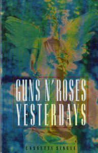 Guns N' Roses - Yesterdays: buy Cass, Single at Discogs