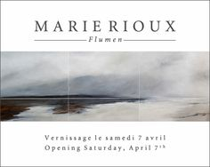 Works by Marie Rioux at Galerie Saint-Dizier until May 15th!! #Montreal #OldPort