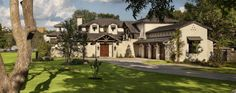 Luxury Home in Texas: When Rustic Meets Modern