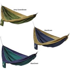 af26ae389f Parachute Silk Two-person Hammock with Stuff Sack