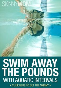 Interval training in the pool is a great way to give your body a break from your regular workouts and stress on your muscles. Read more here!