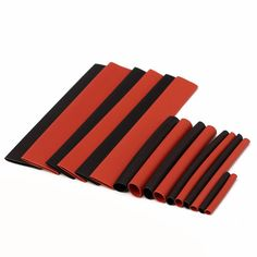 150 UNIDS Libre de Halógenos 2:1 Heat Shrink Tubing Cable Cable Manguitos para Envolver Alambre Kit de Suministros Electrónicos