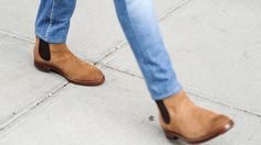 A scrappy way to save your favorite Chelsea boots.