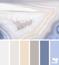mineral tints color palette from Design Seeds Colour Pallette, Color Palate, Colour Schemes, Color Combos, Design Seeds, Colour Board, Color Stories, Color Swatches, Color Theory