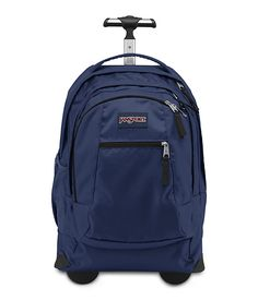 For a life on-the-move, the JanSport Driver 8 rolling backpack converts from…