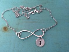 Personalized Necklace Hand Stamped Jewelry  by TBSoulSisters, $45.00