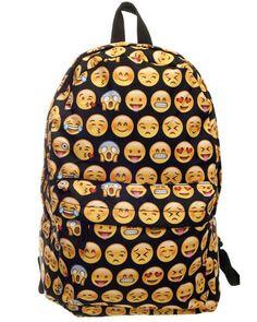Emoji  Backpack  BoogzelApparel Borse Da Viaggio e4d7f9052f9