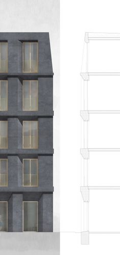 Karréhuset / The City Block with Thomas F. Høyer & Jonas F. Jensen We are interested in the meeting point of history and modern architectural fabrication. The traditional city blocks of Copenhagen consists of one material: brick. But modern building...
