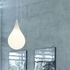 Liquid Light Drop_2 small pendant - Hengelamper - Mekavi ApS