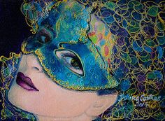 Masks Painting Prints - Colombinas Sight Print by Dorina Costras Mask Painting, Painting Prints, Paintings, Art Prints, Framed Prints, Canvas Prints, Masquerade Ball, Art Pages, Embedded Image Permalink