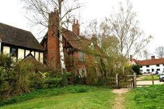 houses in Braughing, Herts
