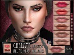 RemusSirion's Chelate Lipstick