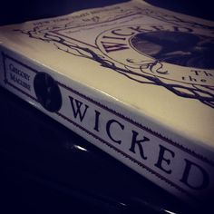 It's a Wicked Wednesday!