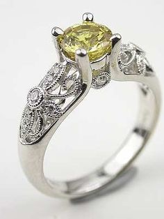 90 Best Vintage Style Engagement Rings Topazery Images On