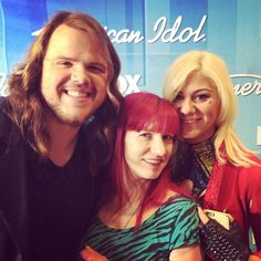 With idol @CalebJohnson and Jax !! Photo by @kenphillip750