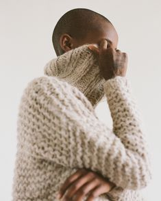 A soft descent into cold weather apparel. Transitional, soft knit sweaters with detachable funnel necks, wool and shearling coats rendered in a lighthearted palette, and gauzy layering pieces help ease the pain of summer drifting away. Shop Apiece Apart below.