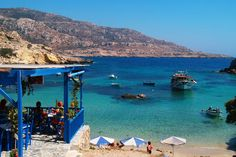 The Greek island of Karpathos is as stunning as it is underrated. Discover why locals want to keep this Mediterranean gem to themselves. Mykonos, Santorini, Karpathos Greece, Greece Islands, Greece Sea, Picture Places, Beach Hotels, Greece Travel, Adventure Awaits