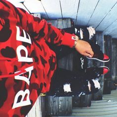bape, clothes, and dope image
