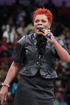Gospel Recording Artist, Gaye Arbuckle at #WTAL - www.wtal.org