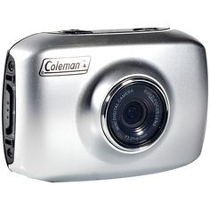 Coleman Hd Sports & Action Camera Kit