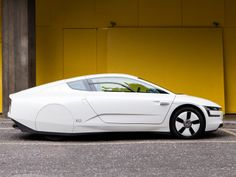 The Volkswagen XL1 Might Just Save The World - Esquire